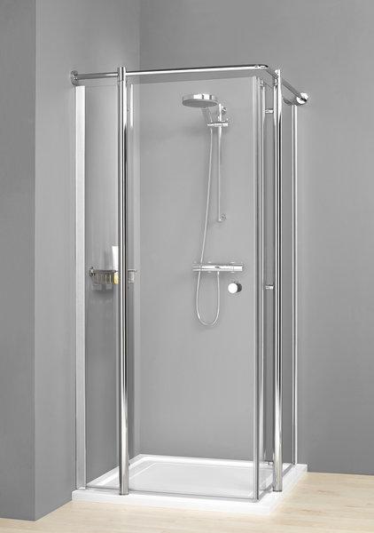 duo 400 duschkabine eckventil waschmaschine. Black Bedroom Furniture Sets. Home Design Ideas