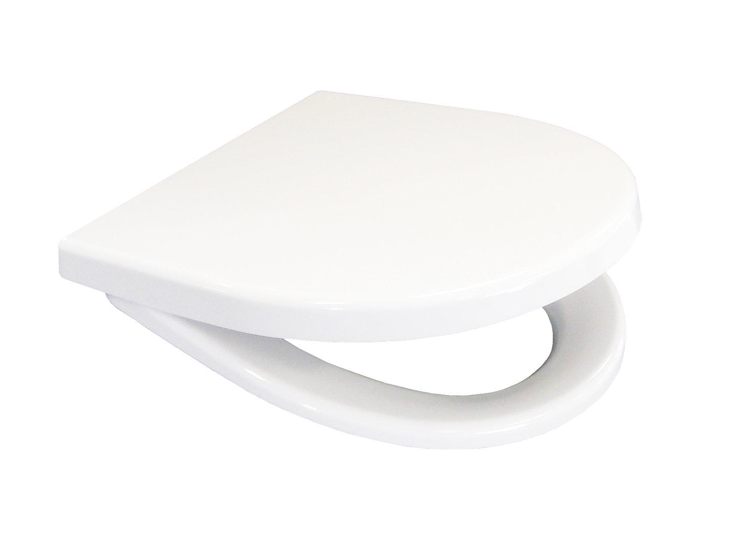 wc sitz passend roca meridian abnehmbar edelstahlscharn. Black Bedroom Furniture Sets. Home Design Ideas