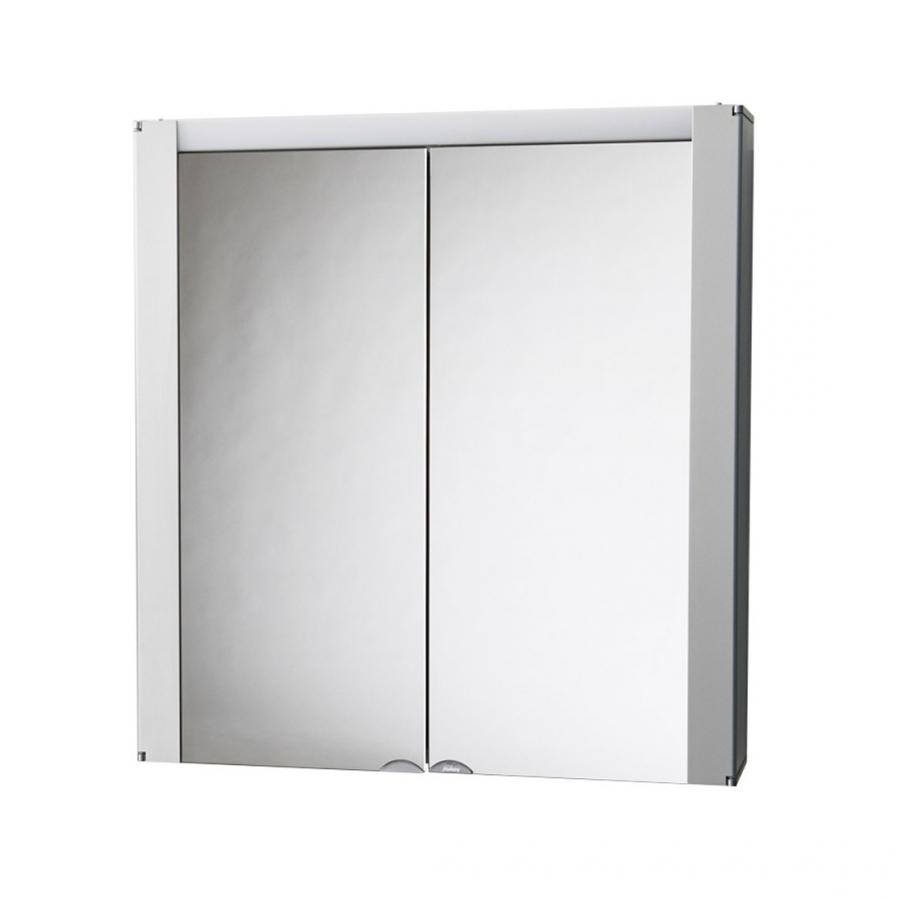 jokey troms alufarben spiegelschrank material mdf holz ma e b. Black Bedroom Furniture Sets. Home Design Ideas