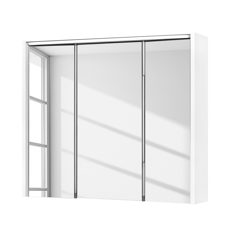 jokey arbo wei spiegelschrank material mdf holz ma e b h t 73. Black Bedroom Furniture Sets. Home Design Ideas