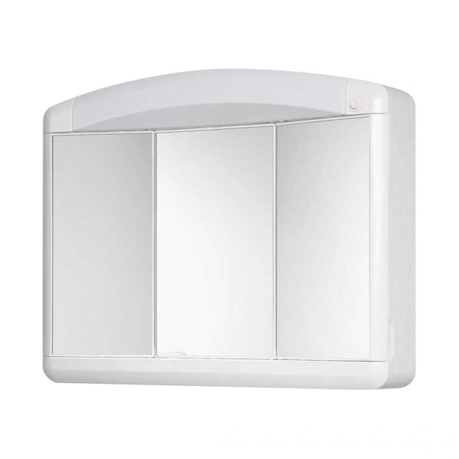 jokey max wei spiegelschrank material kunststoff ma e b h t 65. Black Bedroom Furniture Sets. Home Design Ideas
