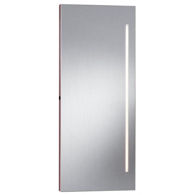 fackelmann spiegel al 40 cm mit beleuchtung 1 leuchtstoffr hre t5. Black Bedroom Furniture Sets. Home Design Ideas