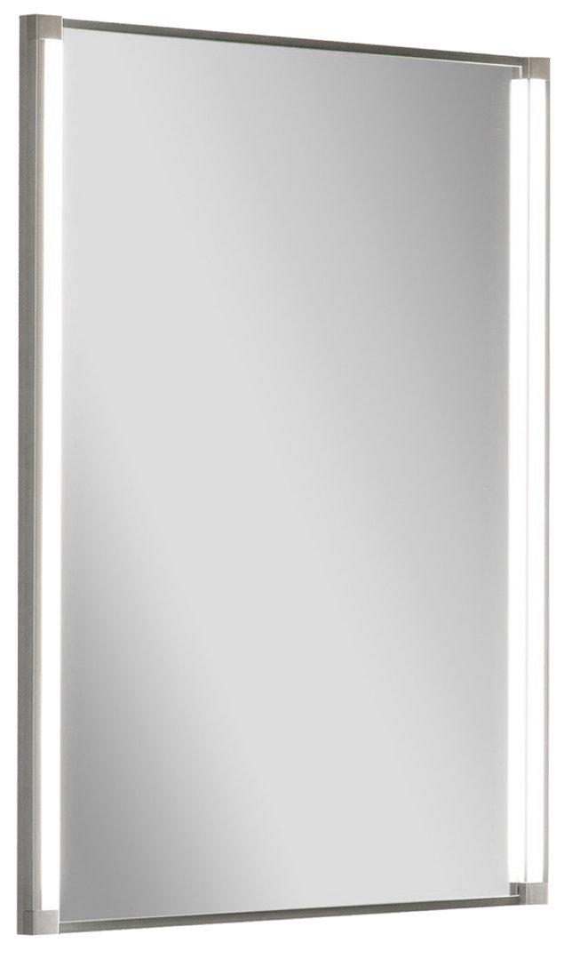 Fackelmann spiegel 42 5 cm mit beleuchtung 2 led - Fackelmann spiegel led ...
