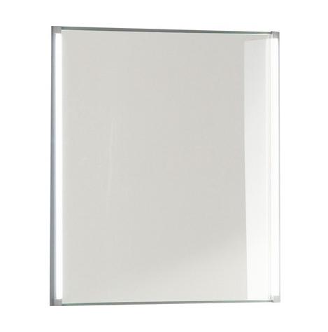 fackelmann spiegel 60 5 breite 60 cm led beleuchtung 2 x 6 watt k. Black Bedroom Furniture Sets. Home Design Ideas