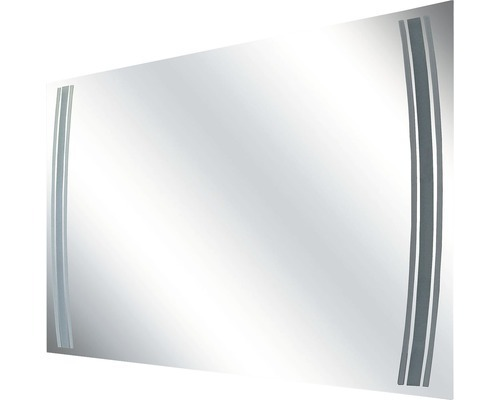 Spiegel 100 Cm : Fackelmann spiegel rl cm mit led beleuchtung sensorschalter