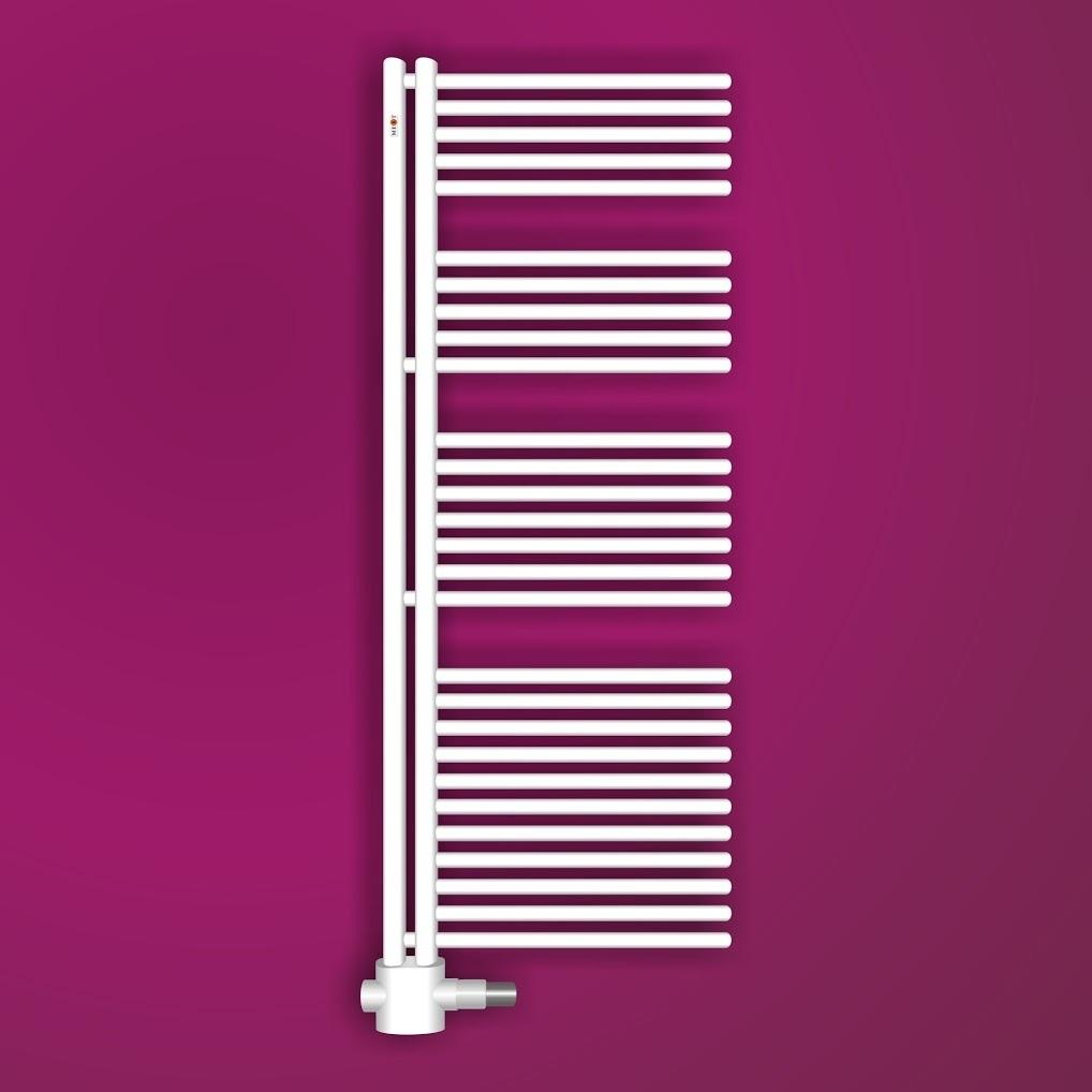 badheizk rper sedan farbe wei mit mittelanschluss ma e. Black Bedroom Furniture Sets. Home Design Ideas