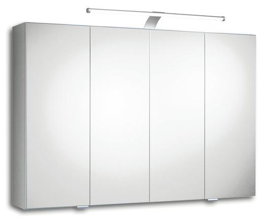pelipal spiegelschrank trento ii aufsatz beleuchtung wei 97 4x70. Black Bedroom Furniture Sets. Home Design Ideas