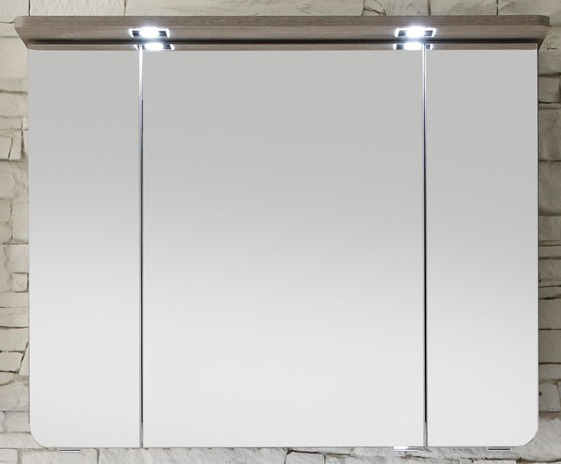 pelipal solitaire 6005 argona spiegelschrank farbe 99x17x72 4 cm. Black Bedroom Furniture Sets. Home Design Ideas