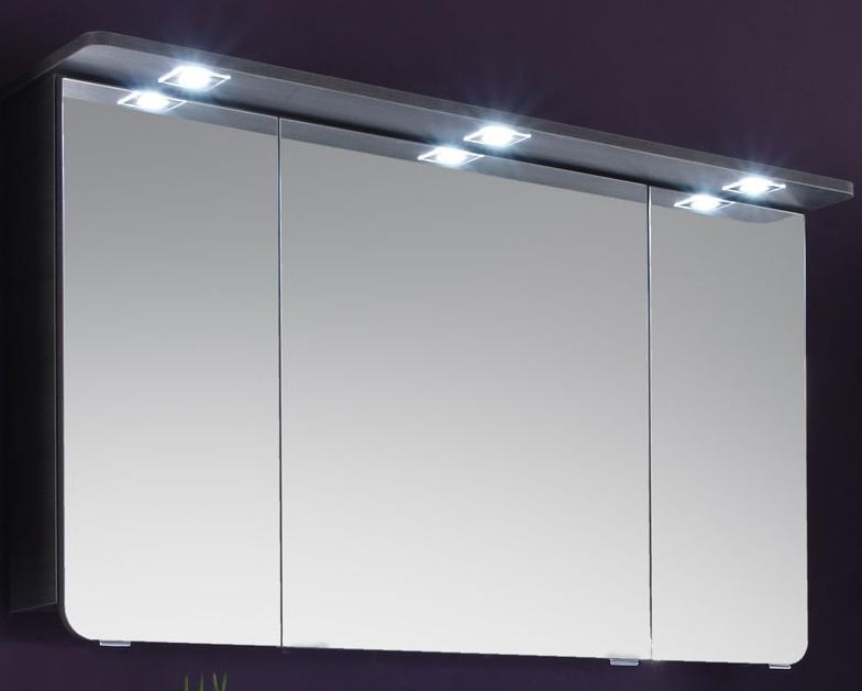 Pelipal Solitaire 6005 Argona Spiegelschrank Farbe 120x17x72,4 cm