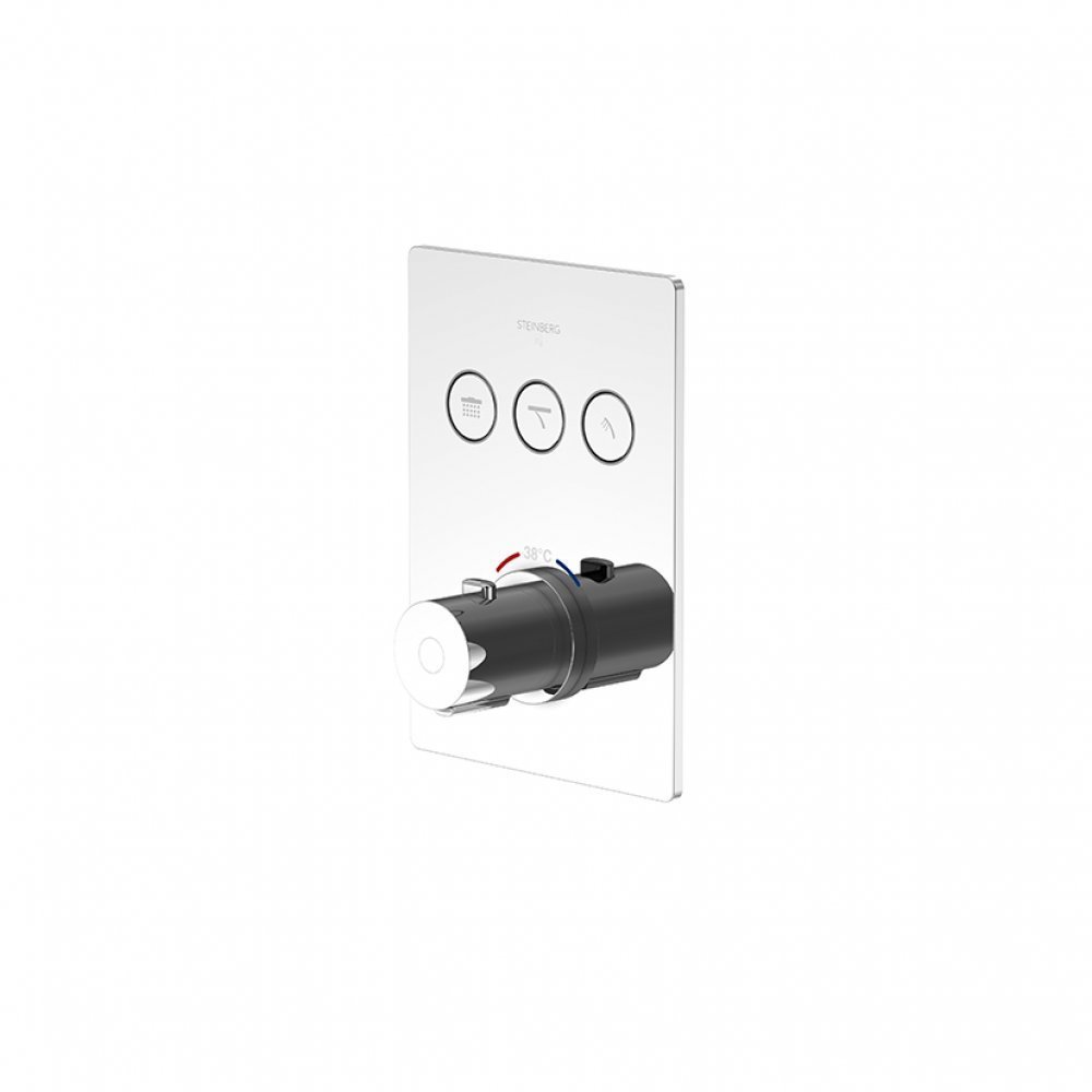 Steinberg serie unterputz thermostat 3 4 - Fromac armaturen ...