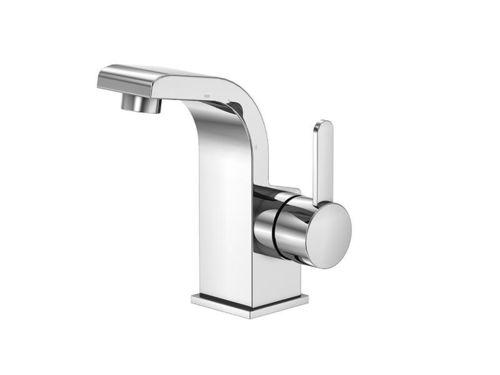 Treos Serie 198.01.1010 Waschtischarmatur ohne Ablaufgarnitur Höhe 175 mm