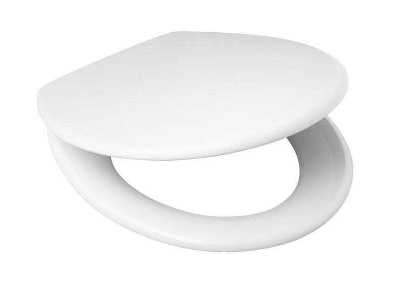 WC-Sitz weiß Keramag Renova Nr.1 Plan Comprimo Duravit SimplyU Vitra Shift S20