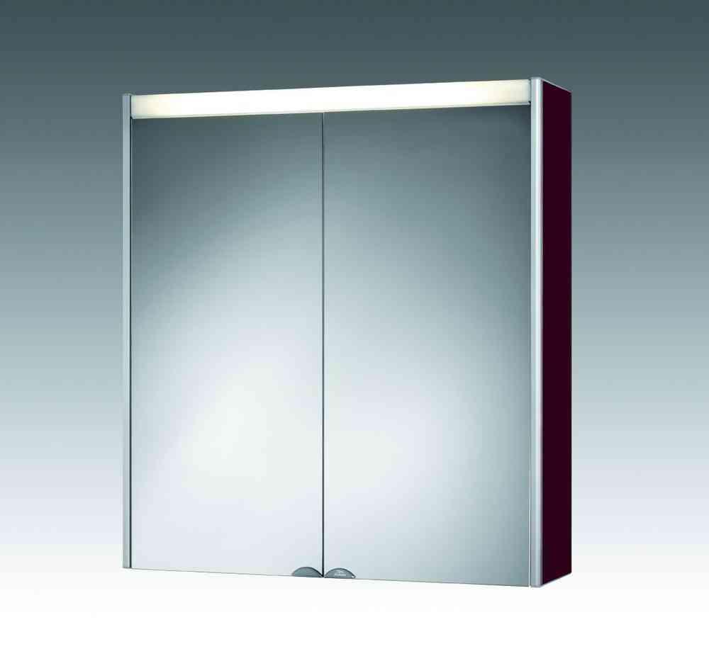 Jokey Dekoralu Ls Blende Rot Spiegelschrank Material Aluminium