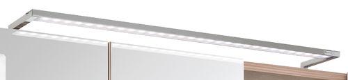 Fackelmann LED Ausatzleuchte 12 Volt 6,5 Watt Farbe Chrom passend für Spiegelschrank