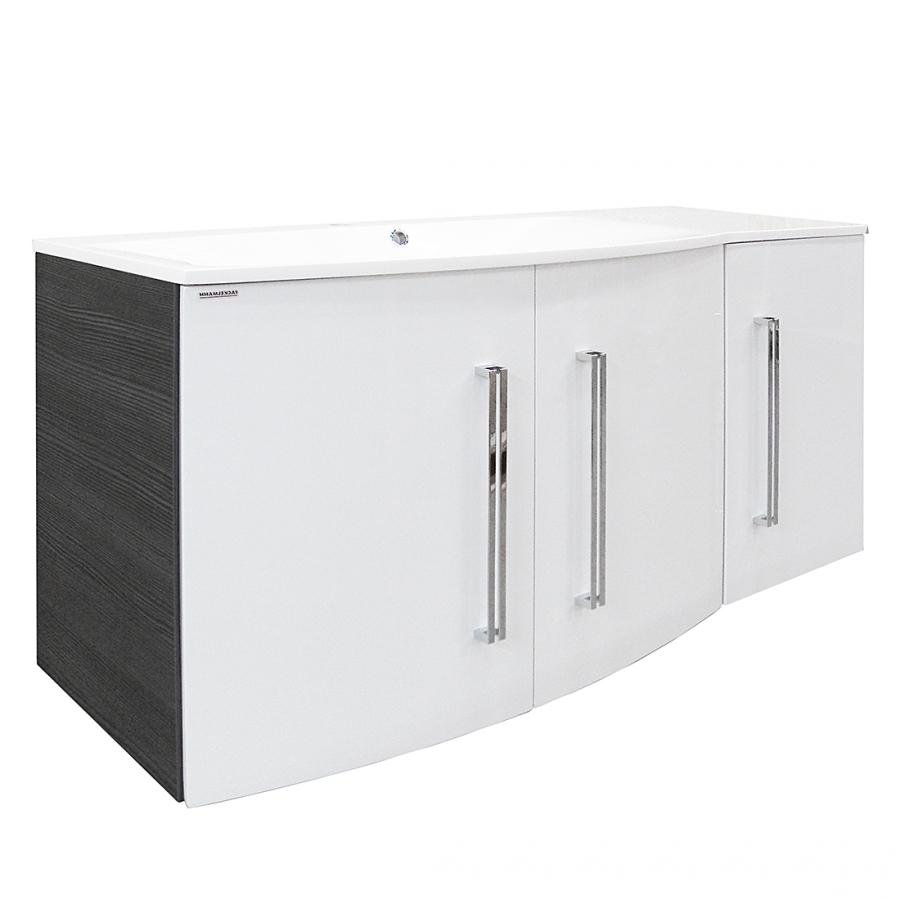 fackelmann lugano waschtisch unterbau rechts breite 35 cm farbe p. Black Bedroom Furniture Sets. Home Design Ideas