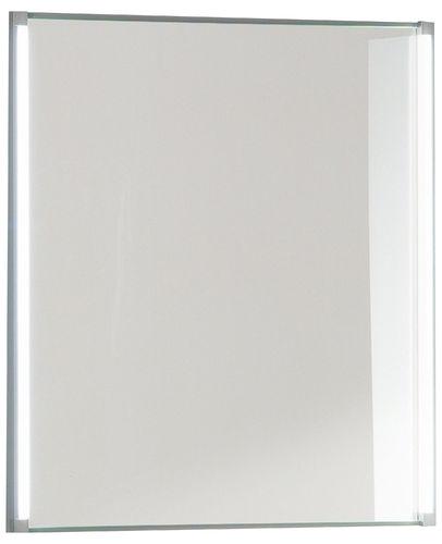 Fackelmann Spiegel 60,5 Breite 60 cm LED Beleuchtung 2 x 6 Watt kaltweiß