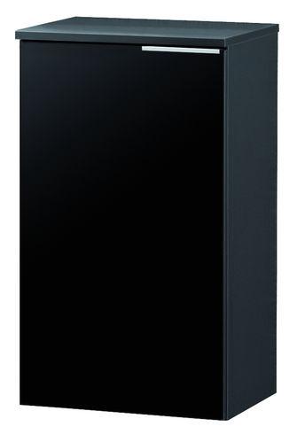 Fackelmann Kara Unterschrank links 1 Tür Breite 41 cm Farbe Anthrazit