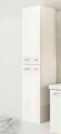 sieper acura hochschrank t ren soft close funktion wei ma e. Black Bedroom Furniture Sets. Home Design Ideas