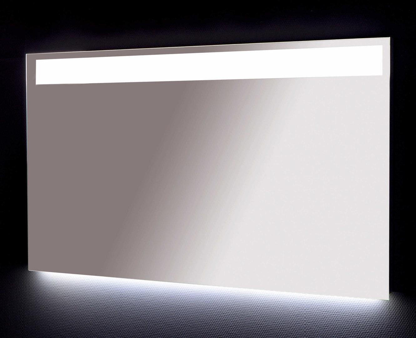 thebalux spirit led spiegel heizung 3 lichtstufen 60x75cm nano. Black Bedroom Furniture Sets. Home Design Ideas