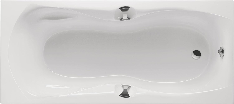 schr der wannentechnik tulu griffe rechteckwanne 159x74 5x42 5 cm. Black Bedroom Furniture Sets. Home Design Ideas