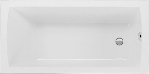 Schröder Wannentechnik Aquaria Rechteckwanne Acryl Maße 170x75x42 cm