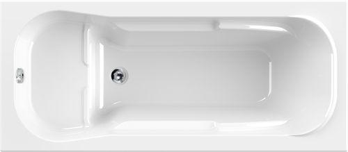 Schröder Wannentechnik Sava S Sitzbadewanne Material Acryl 160x70x41 cm