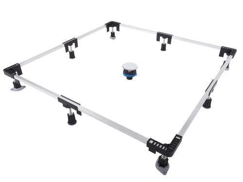 Schröder Wannentechnik Montagerahmen Standard für Duschwannen bis 120x120cm
