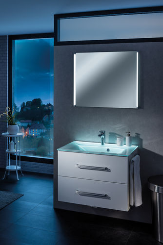 Fackelmann LED-Waschbeckenbeleuchtung Backlight für Waschtisch