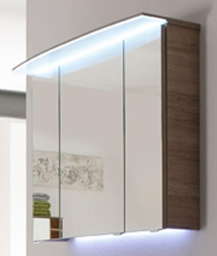 Pelipal Solitaire 7005 Spiegelschrank Farbe Wählbar Maße 72x80x17 Cm