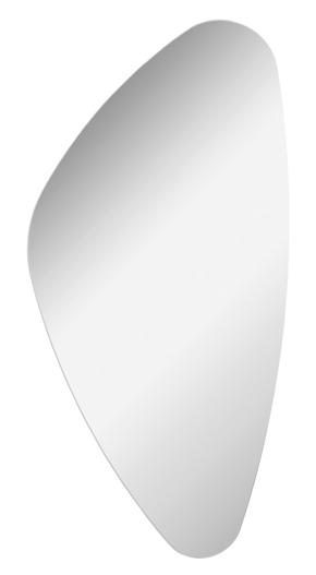 fackelmann spiegel organic 40 cm ohne beleuchtung befestigung. Black Bedroom Furniture Sets. Home Design Ideas