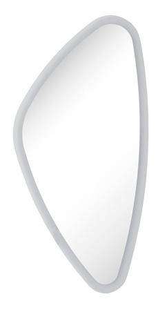 Fackelmann Spiegel Organic 40 cm LED-Beleuchtung inklusive Befestigung