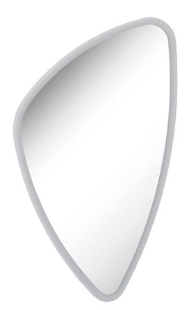 Fackelmann spiegel organic 55 5 cm led beleuchtung befestigung - Fackelmann spiegel led ...