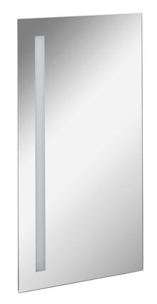 Fackelmann Spiegel Linear 40 cm LED-Beleuchtung inklusive Befestigung
