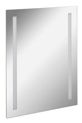 Fackelmann Spiegel Linear 60 cm LED-Beleuchtung inklusive Befestigung