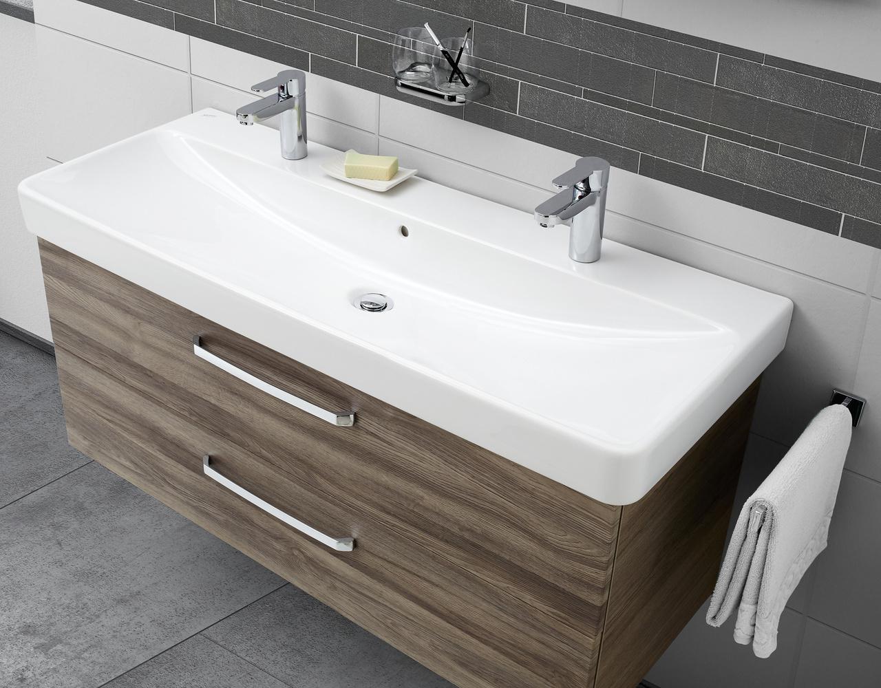 Beliebt Pelipal 9005 Waschtischunterschrank Villeroy & Boch Subway 2.0 10 MS74