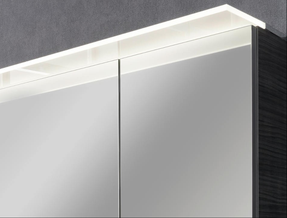Fackelmann led spiegelschrank 6 2 watt 100 cm - Fackelmann spiegel led ...