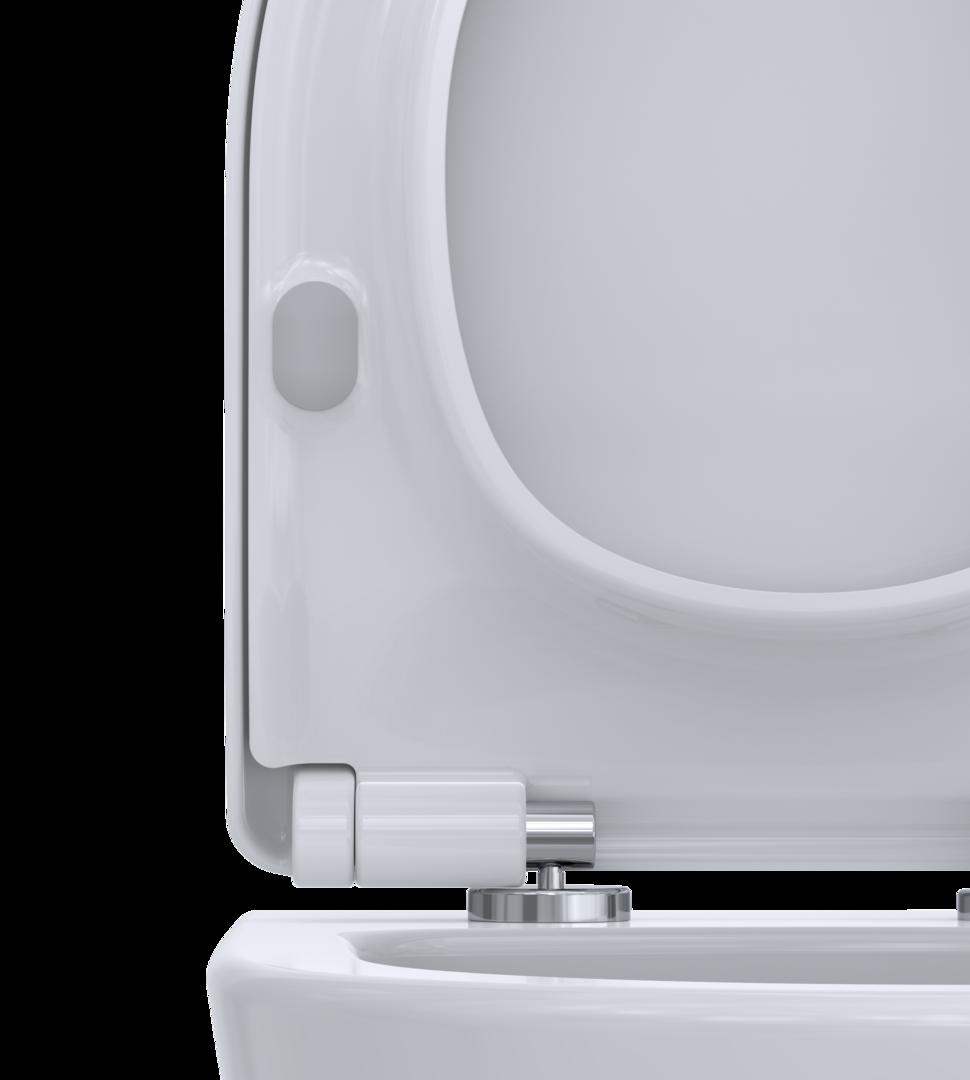 WC Sitz passend Keramag iCon Absenkautomatik abnehmbar