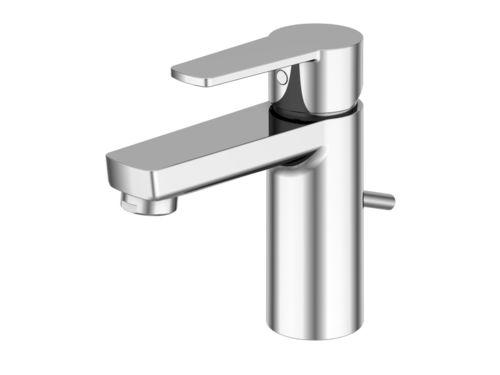 Treos Serie 191.01.1000 Einhebel-Waschtischarmatur mit Ablaufgarnitur